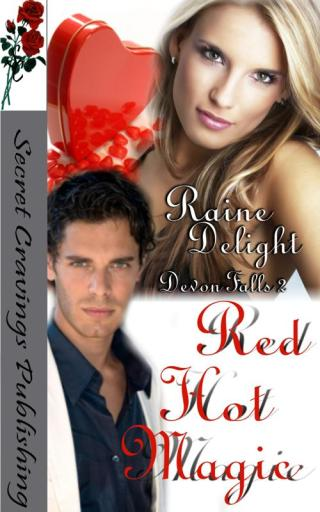 Red Hot Magic Cover
