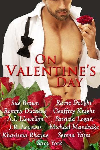 Valentine Anthology Cover