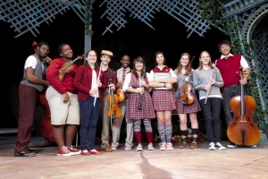 Into The Woods- Youth Orchestra- 2011
