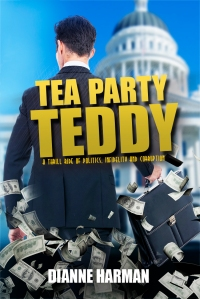 Tea Party Teddy by Dianne Harman ebooksm