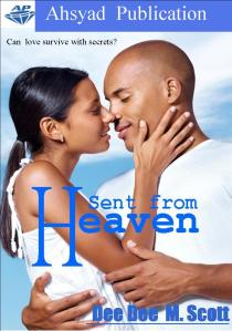 Sent from Heaven BOOK ONE COVER